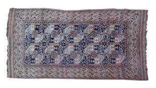A Central Asian Ersari rug,