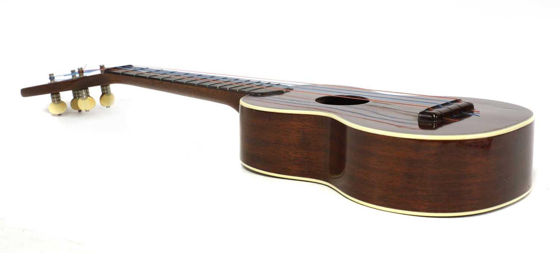 A Martin & Co. Style 2 ukulele, - Image 2 of 7