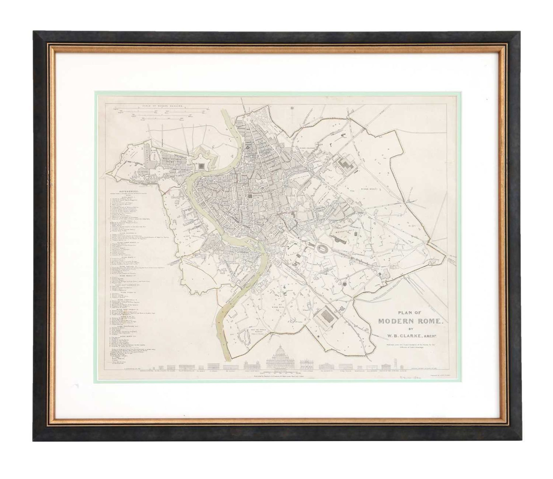 Four maps of Italian cities - Image 12 of 12