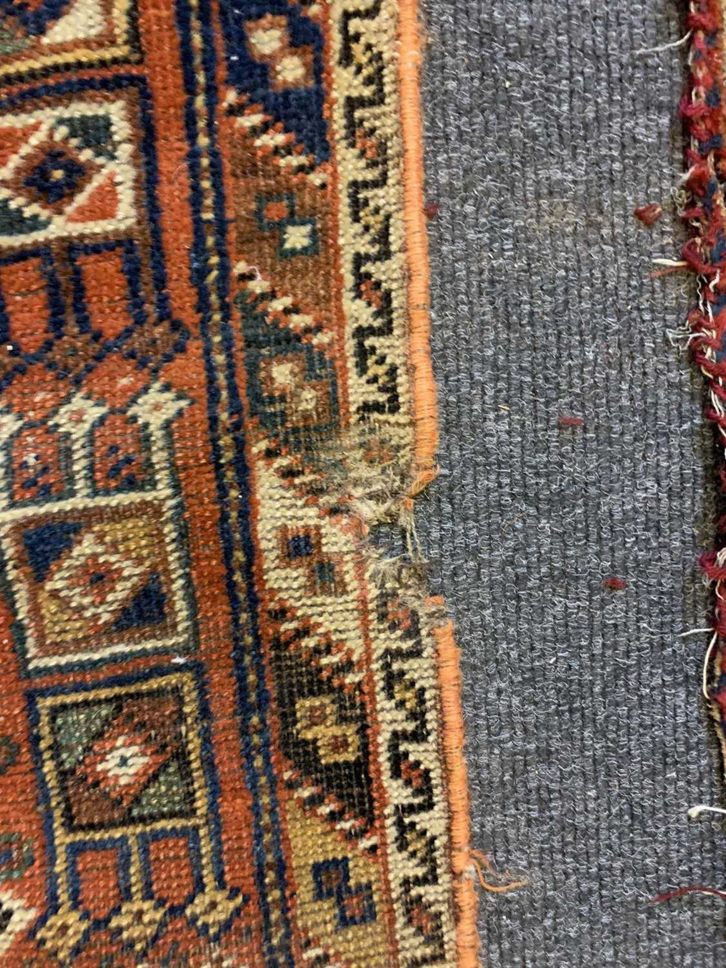 A Persian carpet, - Image 5 of 14