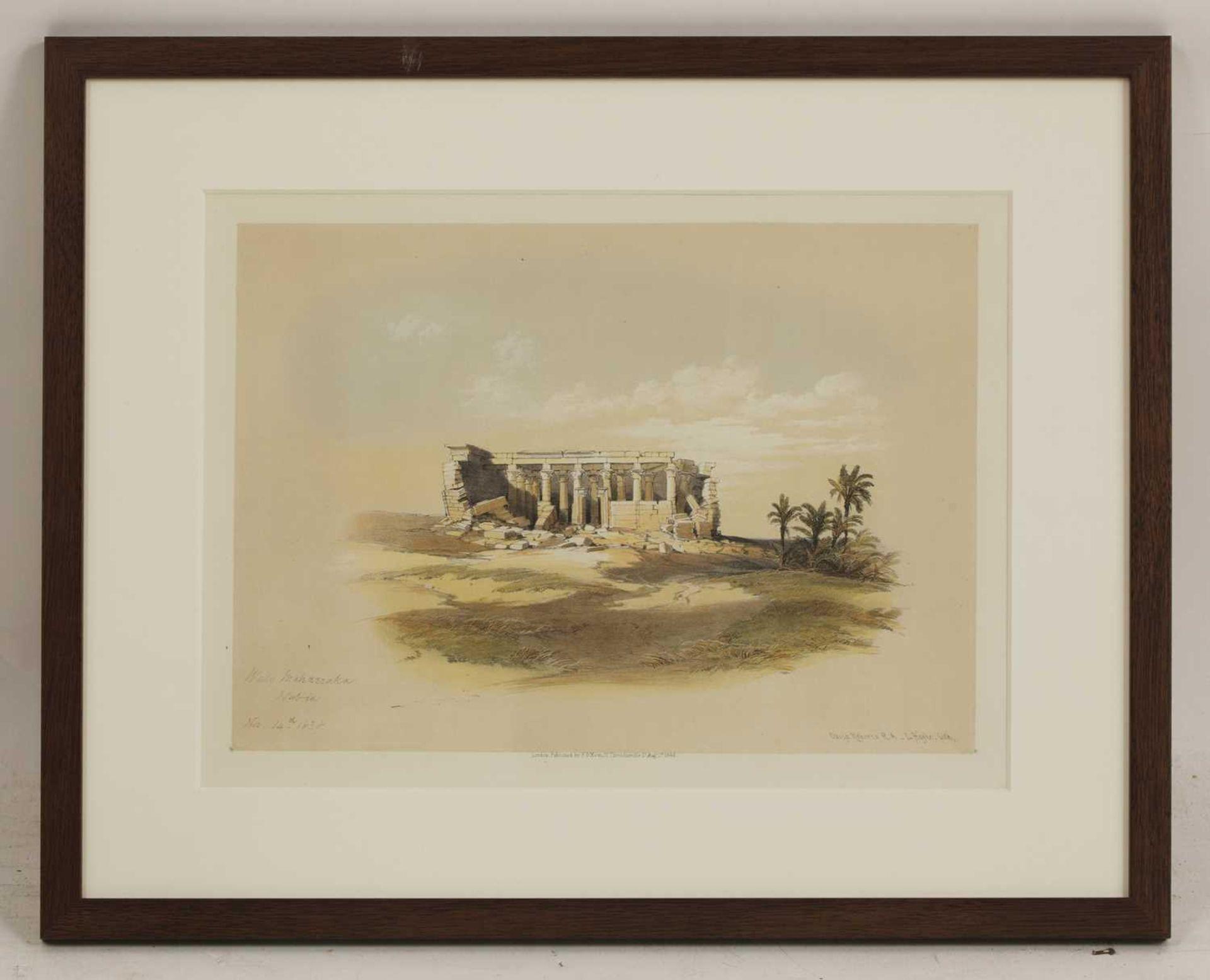 Louis Haghe after David Roberts RA (1796-1864) - Image 7 of 20