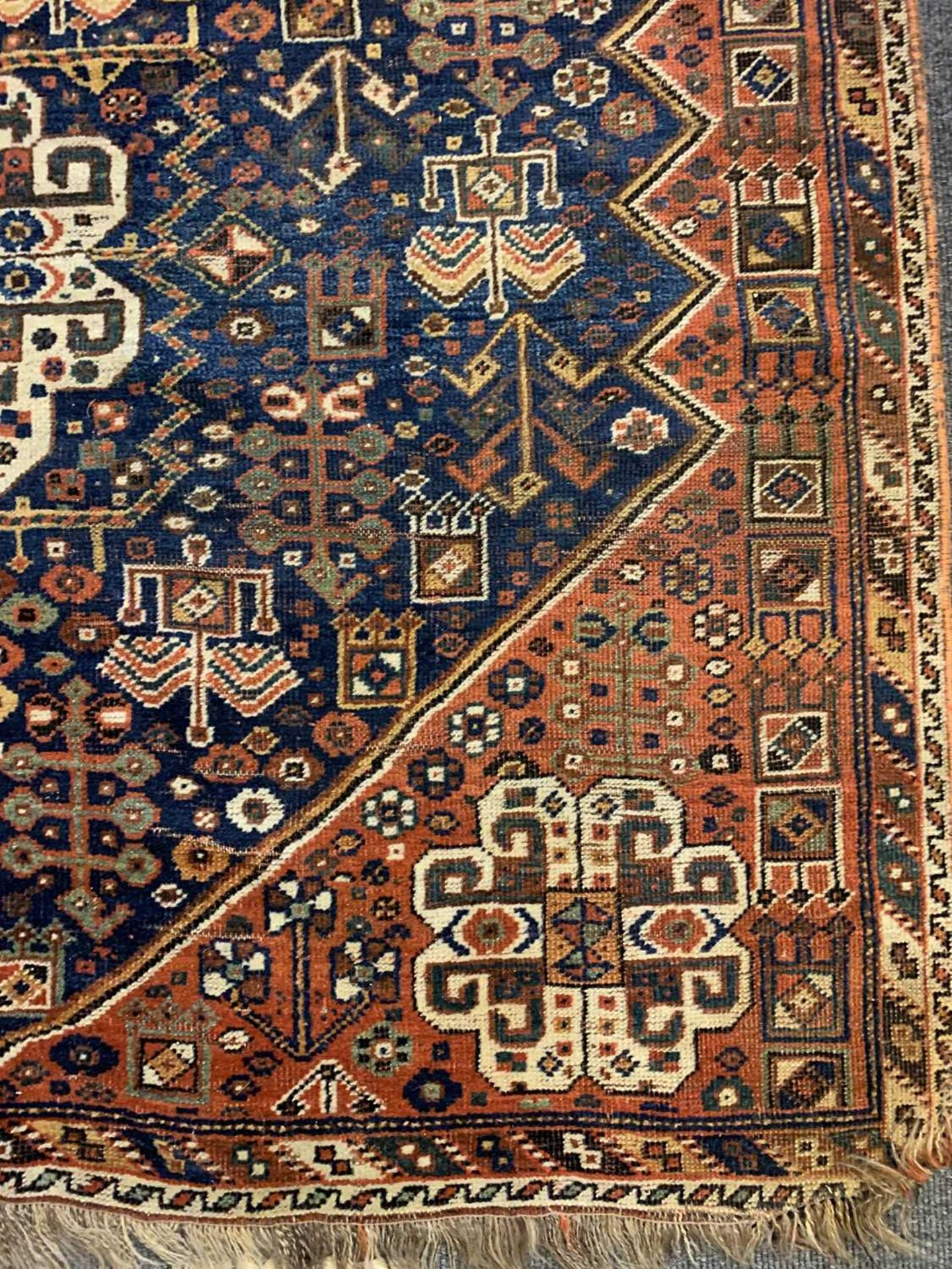 A Persian carpet, - Image 14 of 14