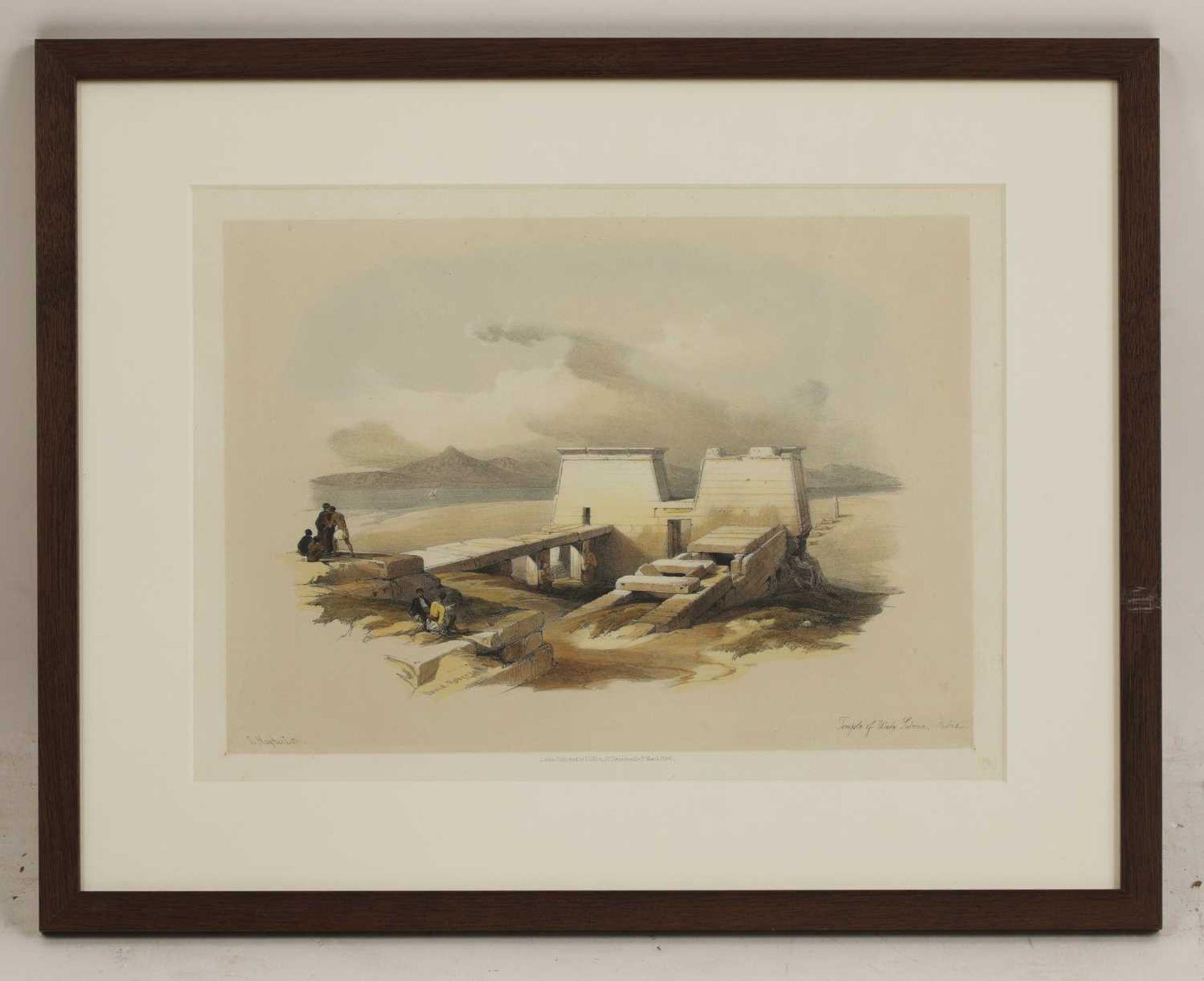 Louis Haghe after David Roberts RA (1796-1864) - Image 4 of 20