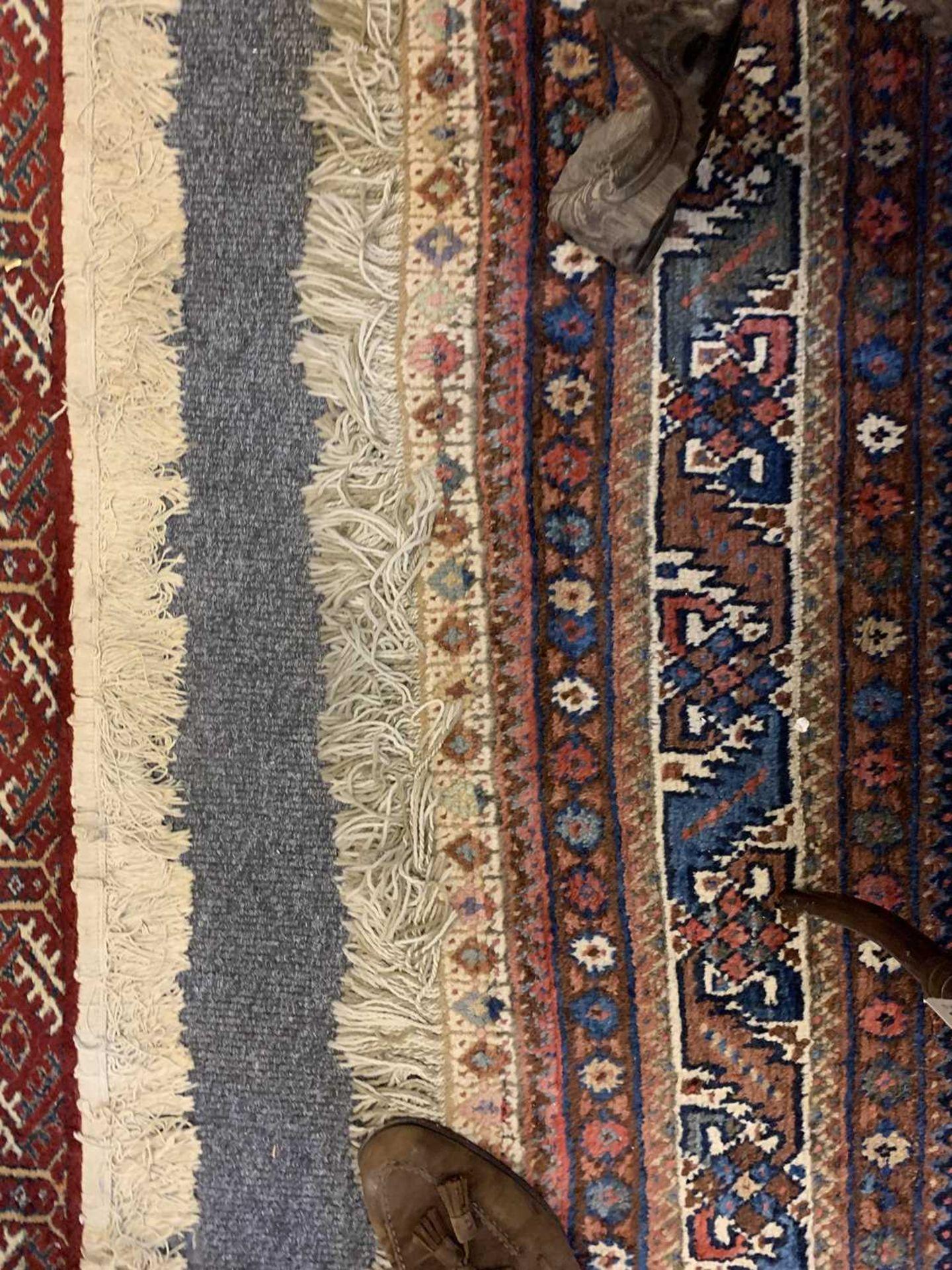 A South West Persian Khamseh carpet, - Image 8 of 17