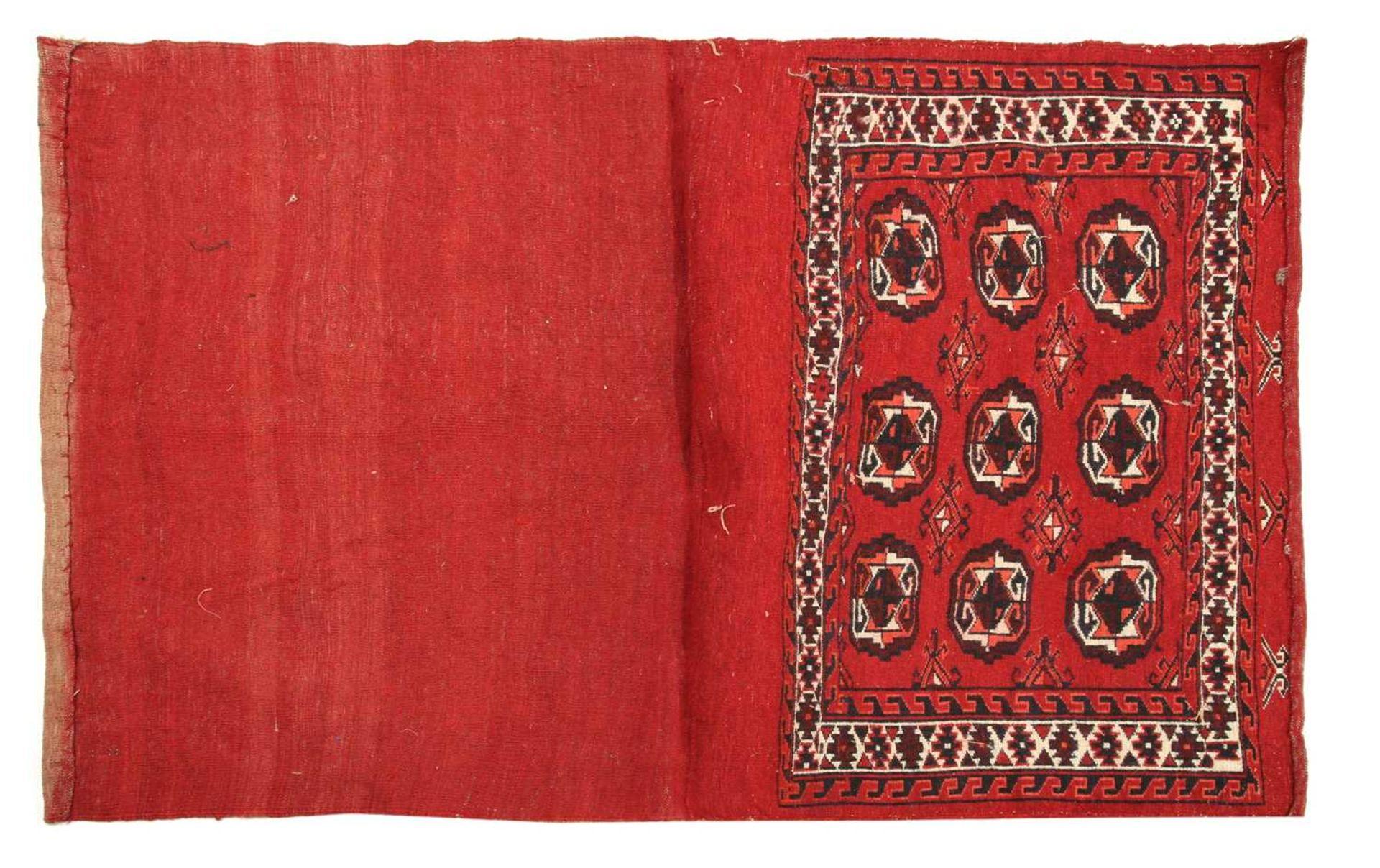 Two Persian bags,