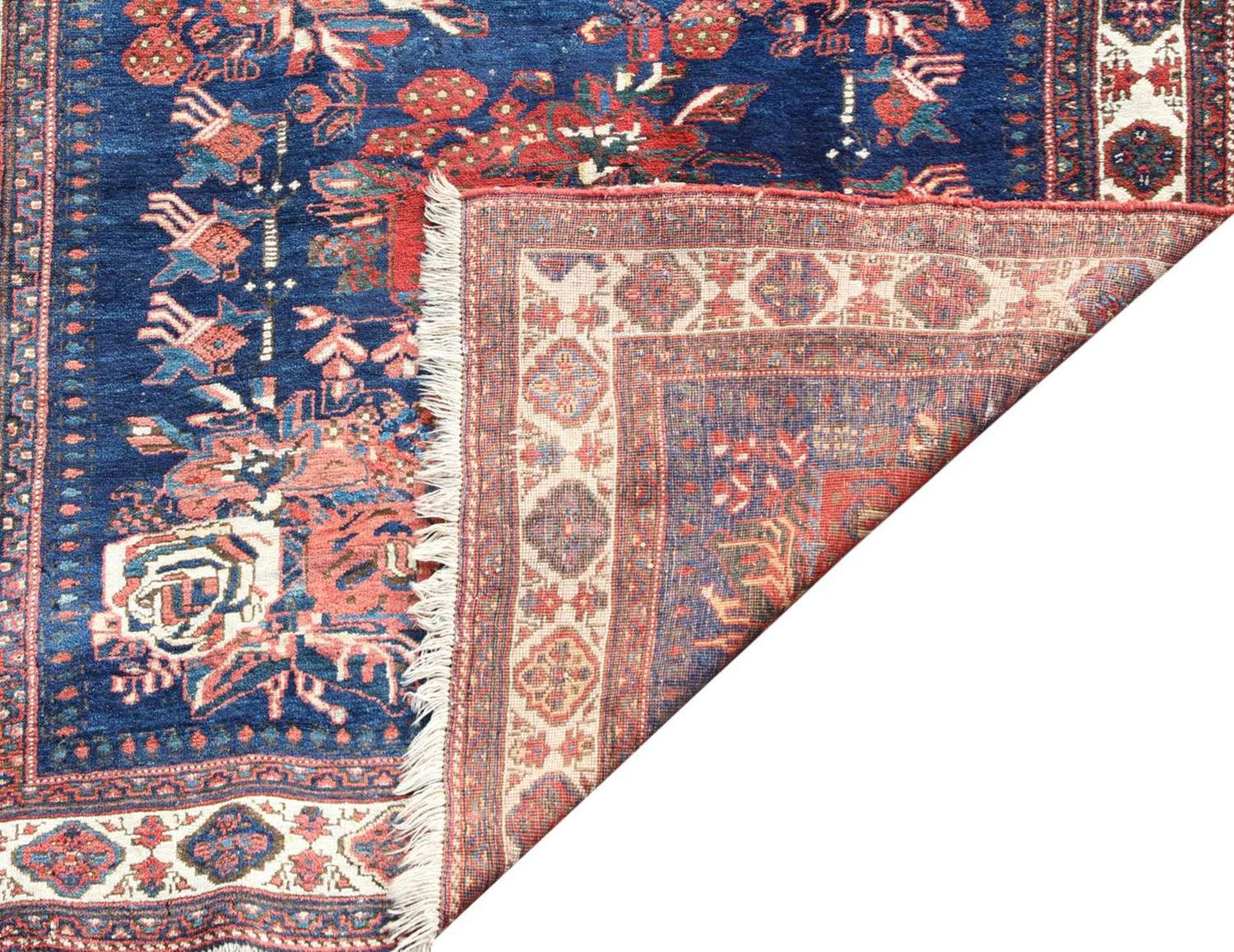 An Afghan Beshir rug, - Image 4 of 4