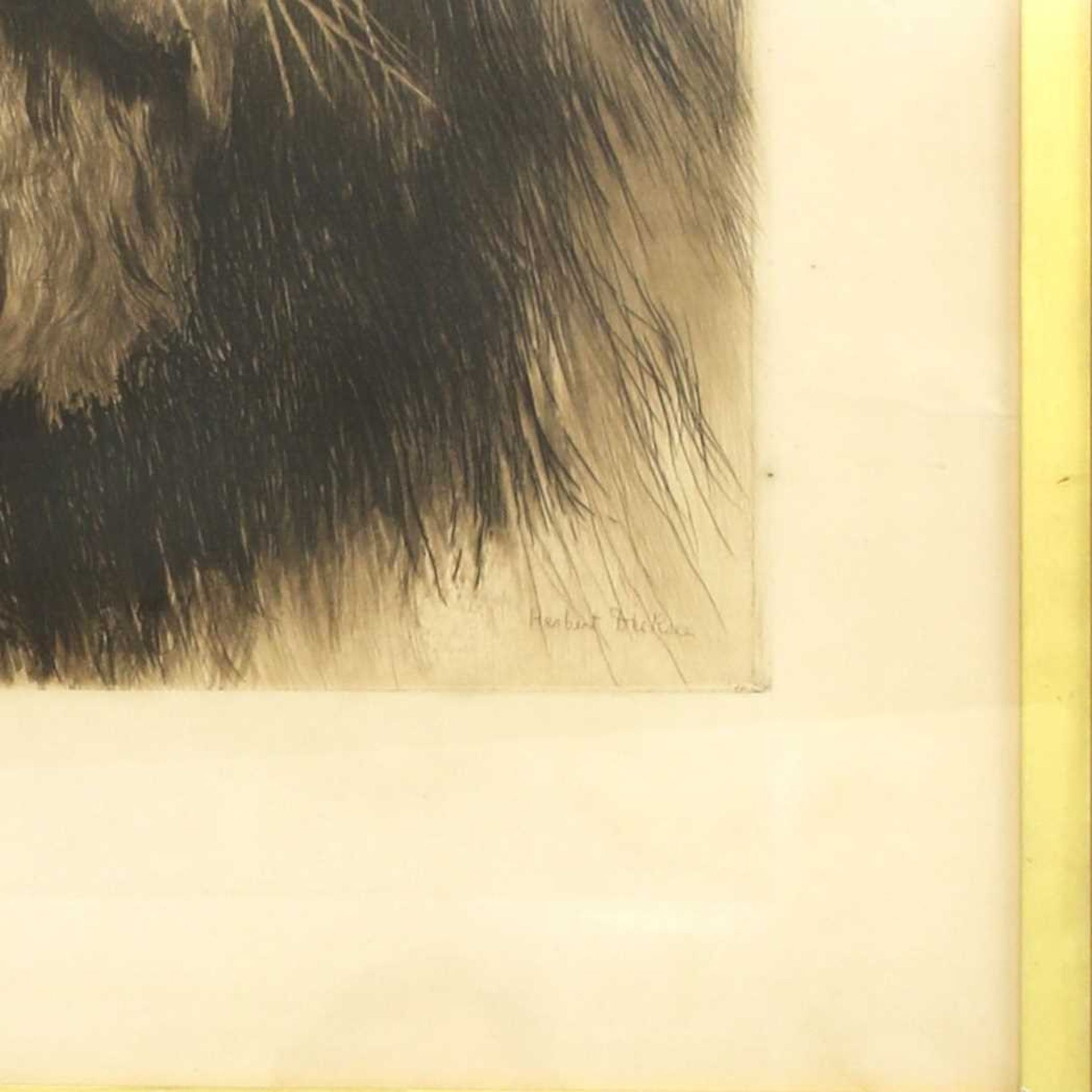 Herbert Thomas Dicksee RE (1862-1942) - Image 4 of 5