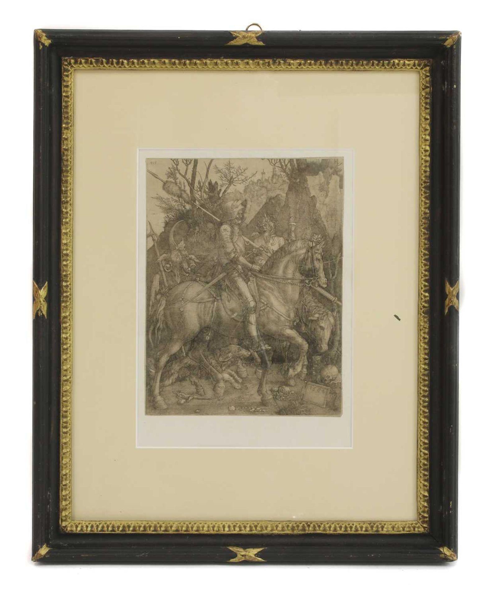 After Albrecht Dürer (German, 1471-1528) - Image 2 of 4
