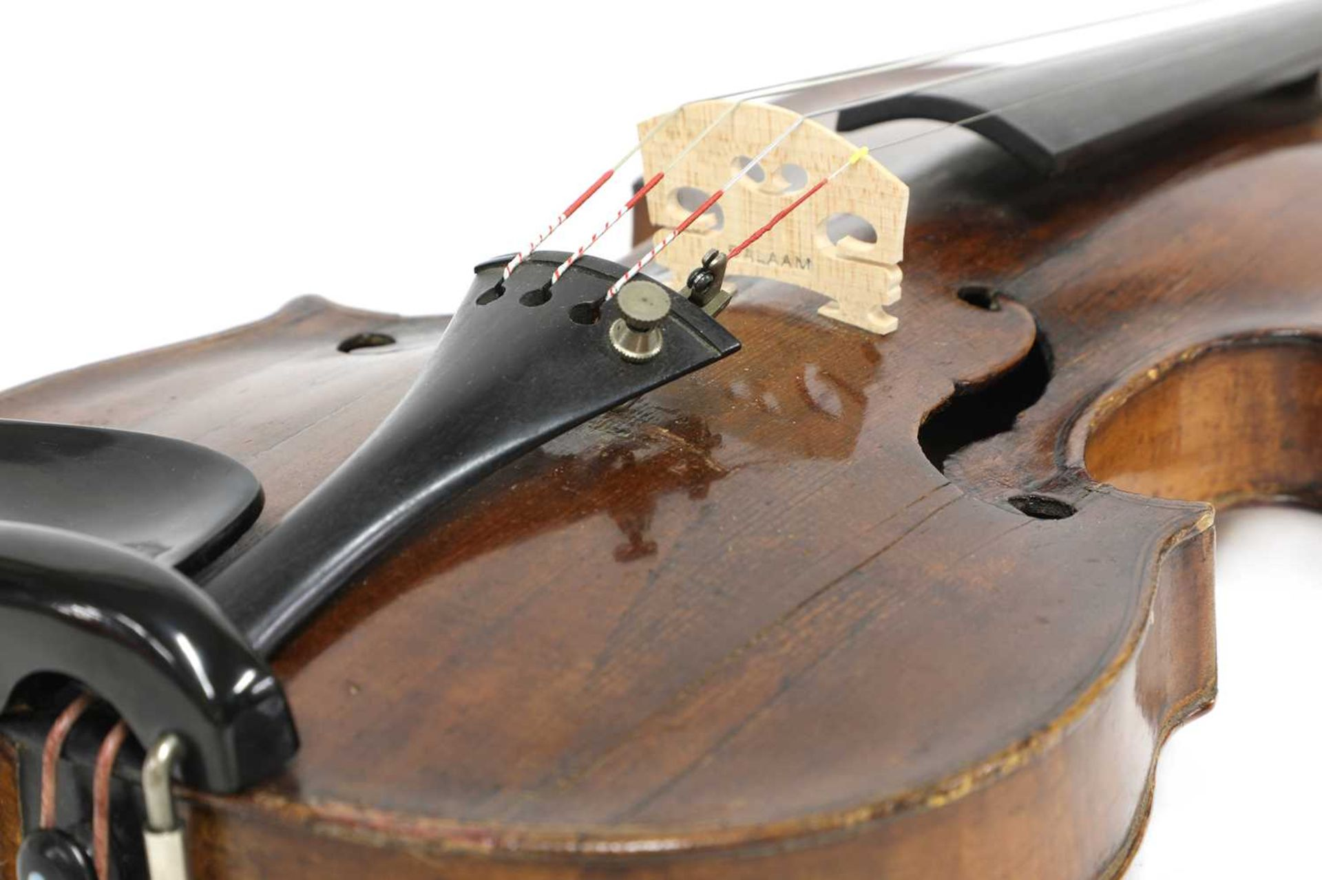 A violin, - Image 4 of 6