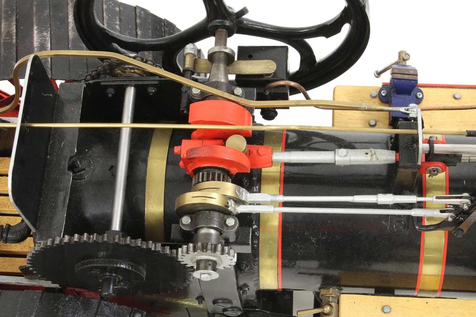 A 3in scale model of a Marshall traction engine 'Old Nightmare', - Image 5 of 5