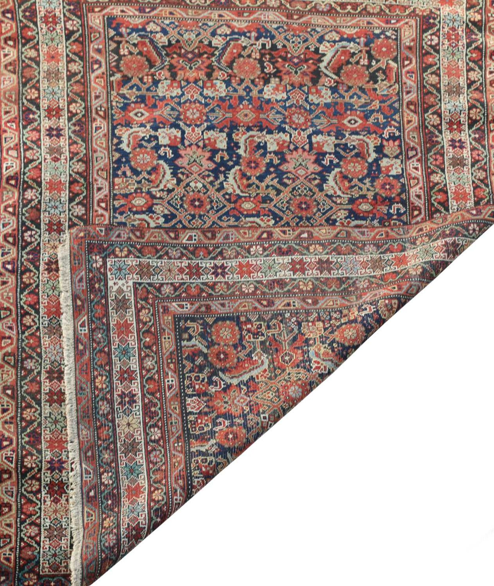 A Persian rug, - Image 2 of 2