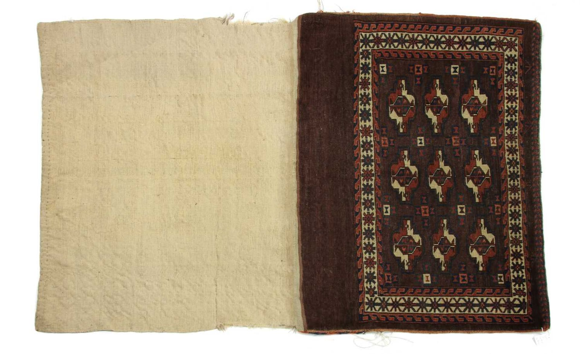 Two Persian bags, - Image 2 of 4