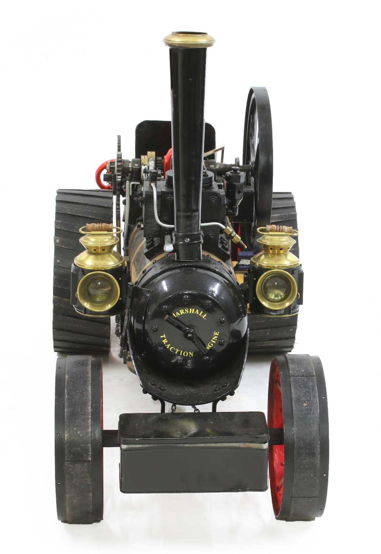 A 3in scale model of a Marshall traction engine 'Old Nightmare', - Image 3 of 5