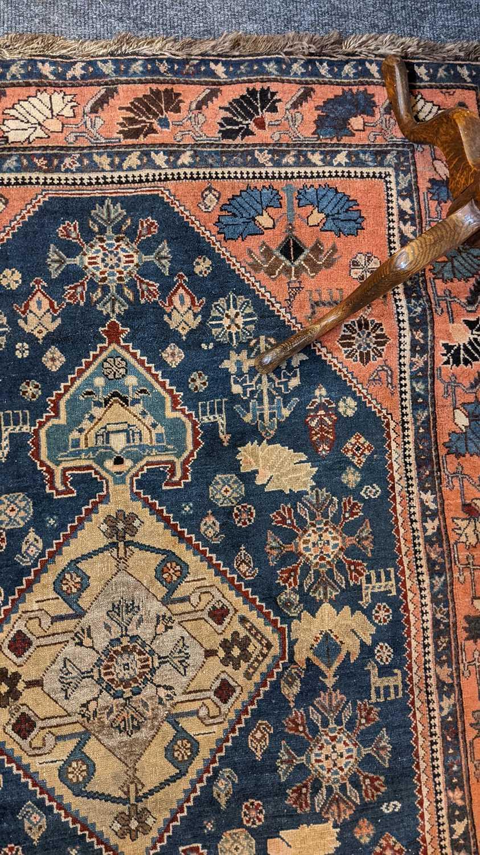 An Afghan Beshir rug, - Image 8 of 17