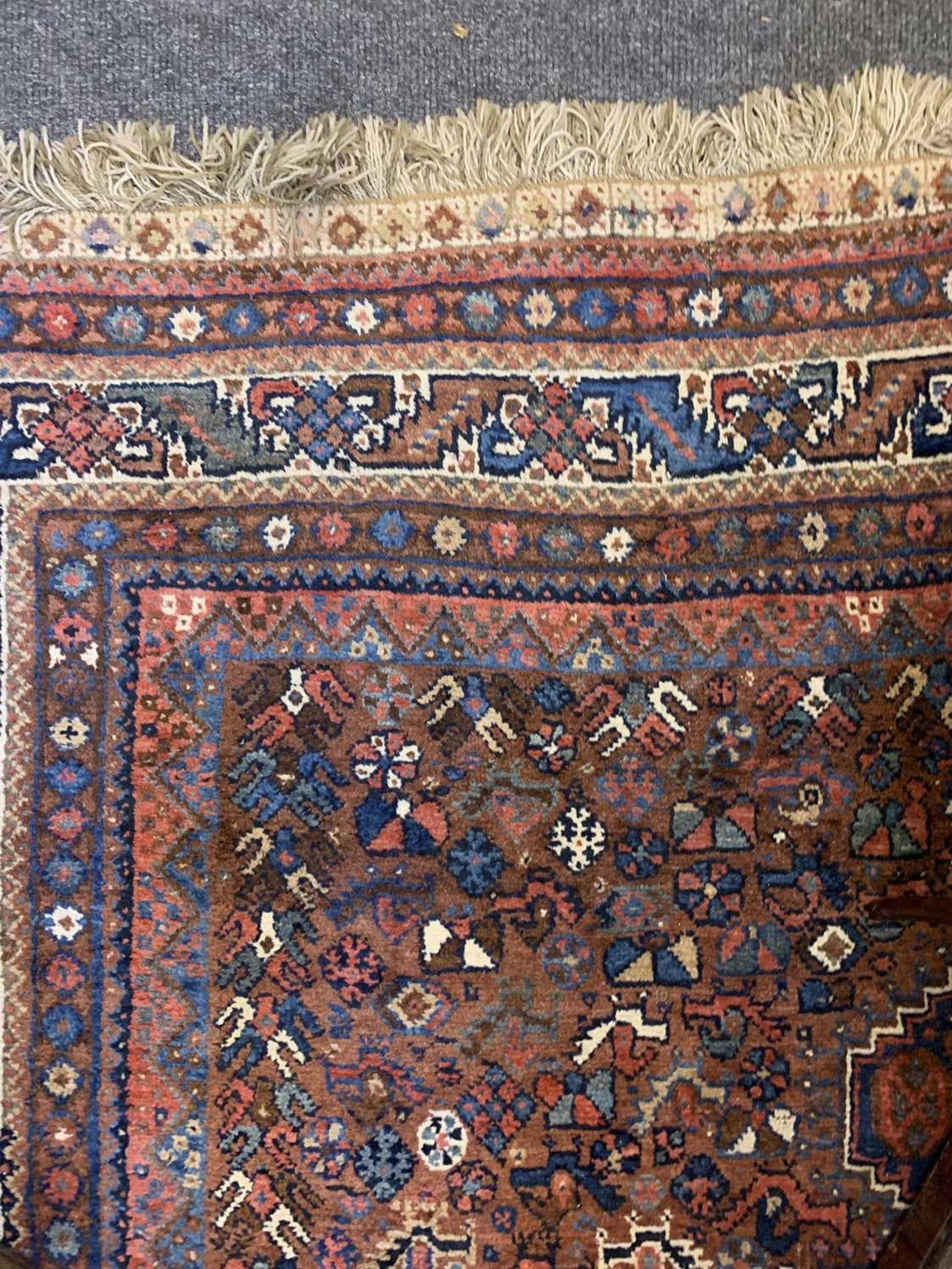 A South West Persian Khamseh carpet, - Image 13 of 17