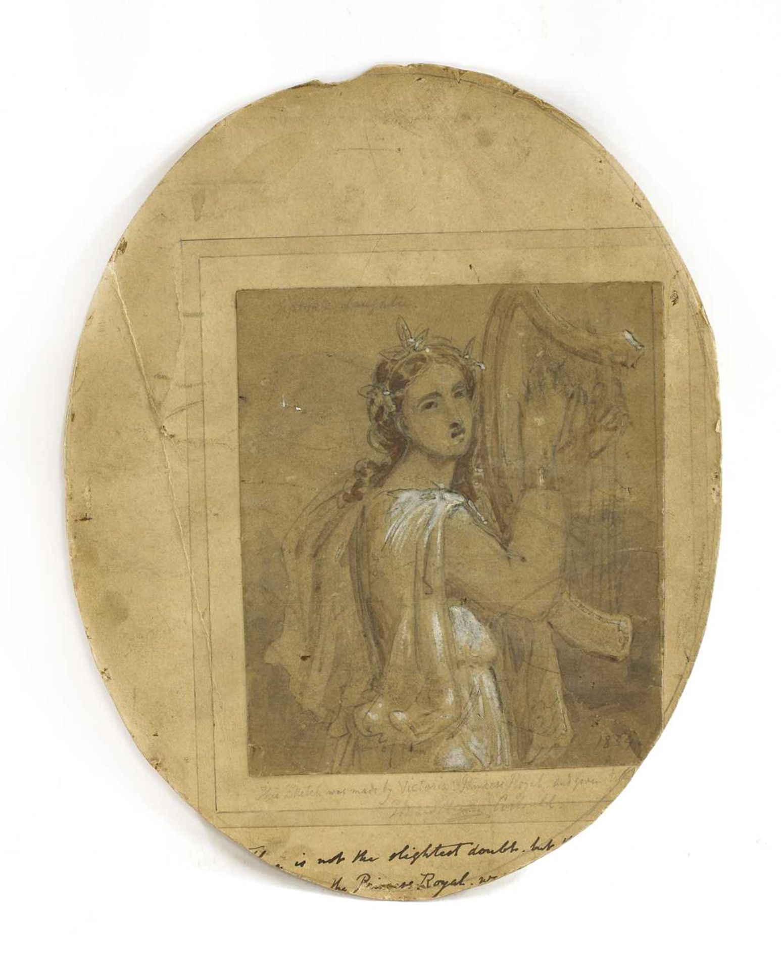 Attributed to HRH Victoria, The Princess Royal (1840-1901)