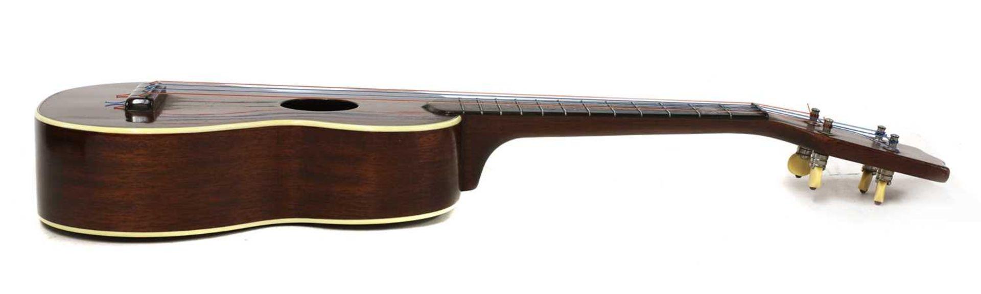 A Martin & Co. Style 2 ukulele, - Image 4 of 7