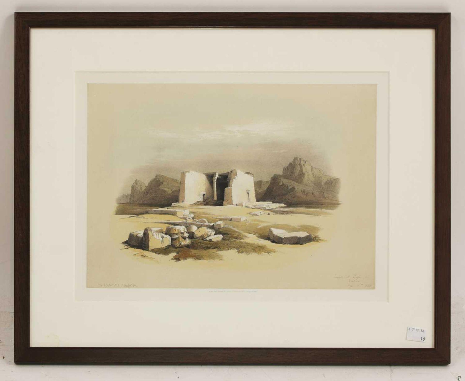 Louis Haghe after David Roberts RA (1796-1864) - Image 8 of 20