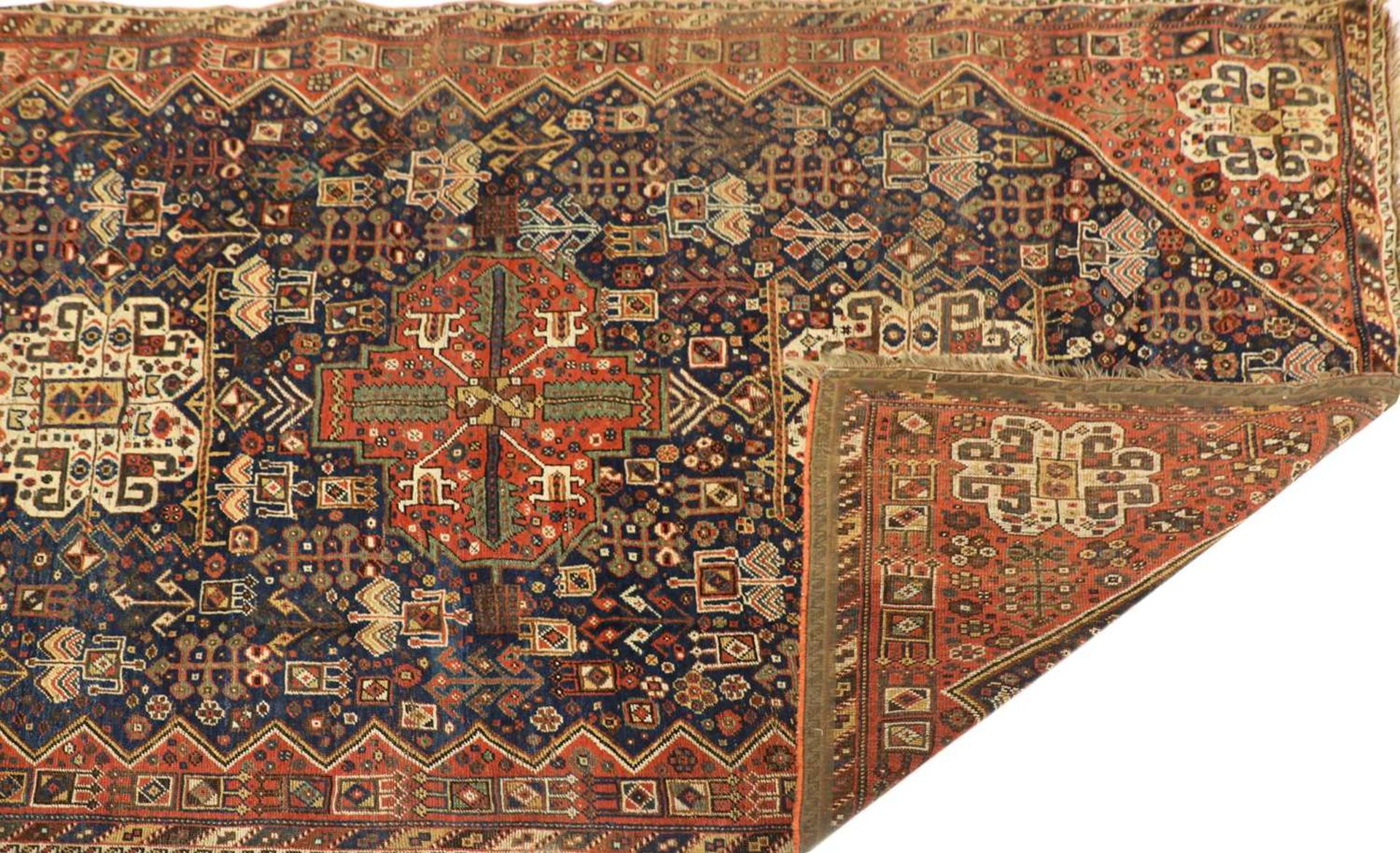 A Persian carpet, - Image 2 of 14