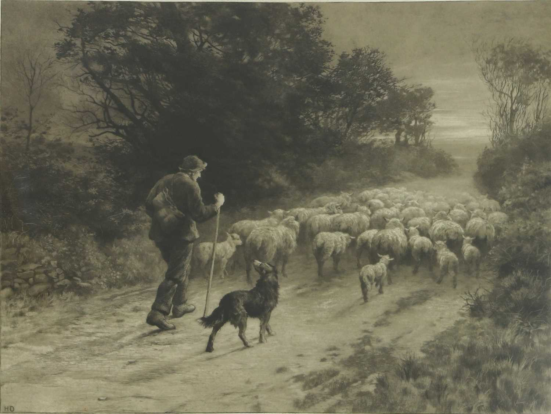 Herbert Thomas Dicksee RE (1862-1942)