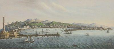 'Panorama di Genova',