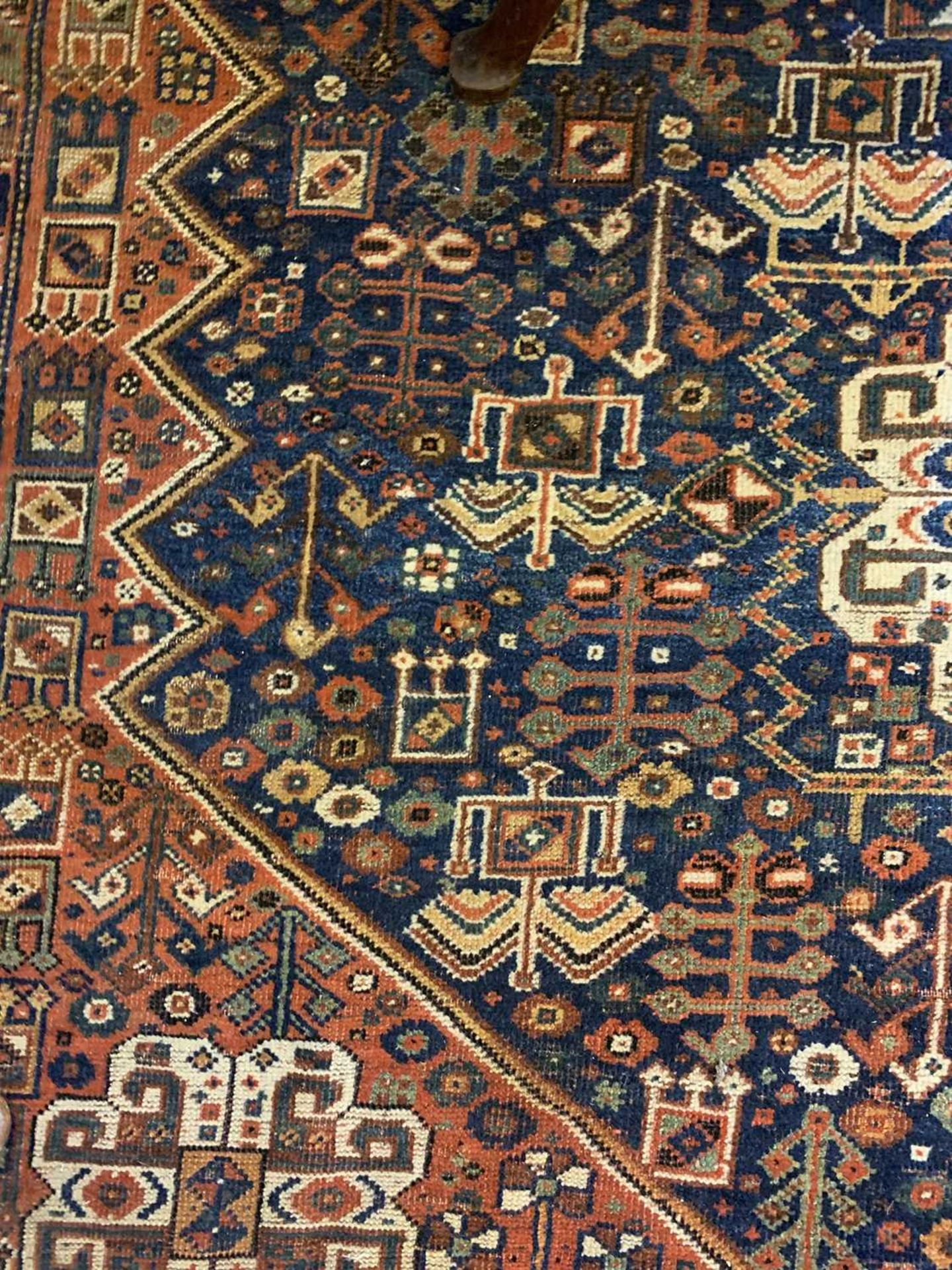 A Persian carpet, - Image 12 of 14