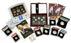 Coins, Great Britain, Elizabeth II (1952 -),