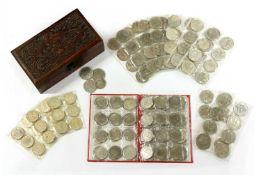 Coins, China,