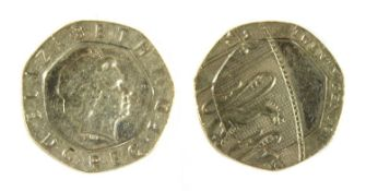 Coins, Great Britain, Elizabeth II (1952-),