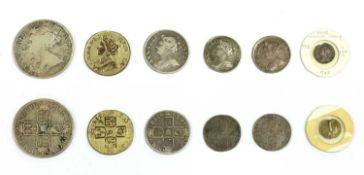 Coins, Great Britain, Anne (1702-1714),