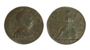 Coins, Great Britain, George III (1760-1820),