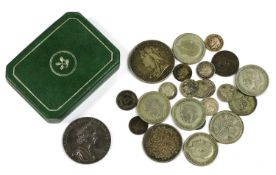 Coins and notes, Great Britain & World,