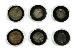 Coins, Great Britain, Elizabeth I (1558-1603),