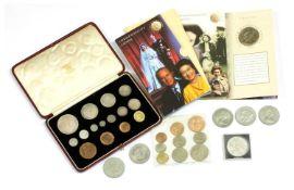 Coins, Great Britain, George VI (1936-1952),