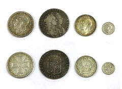 Coins, Great Britain,