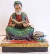 Reginald Johnson ('Reg' Johnson, born 1909), an early to mid-20th century ceramic figure, titled '