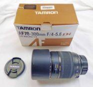 TAMRON AF70 - 300 MM F/4 - 5.6.