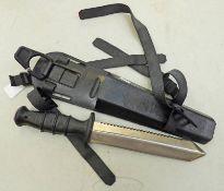 JOHN NOWILL & SONS LTD DIVERS KNIFE