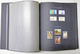 ALBUM OF GB STAMPS FROM 1953 TO 1980,
