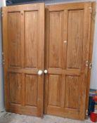 4 PINE DOORS