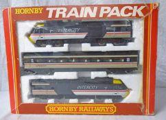 HORNBY R336 00 GAUGE BR INTERCITY 125 CLASS 43 TRAIN PACK.