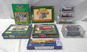 SELECTION OF VARIOUS MODELS FROM CORGI, OXFORD DIECAST,