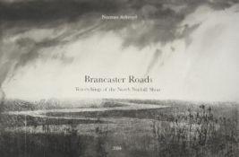 Norman Ackroyd CBE, RA (b.1938) ''Brancaster Roads'' The complete portfolio of ten etchings