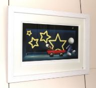 Doug Hyde (b.1972) ''Star Sign'' Signed, inscribed and numbered 55/395, giclee print, 43cm by 70cm