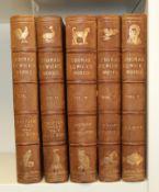 Bewick (Thomas) The Memorial Edition of Thomas Bewick's Works, Bernard Quaritch, 1885-87, numbered