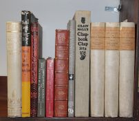 [Ackermann, Rudolph] The Microcosm of London or London in Miniature, Methuen, 1904, three volumes,