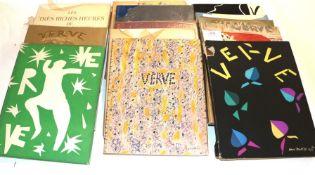 Matisse (Henri), Gide (Andre), Braque (Georges), Joyce (James), Brandt (Bill), Picasso (Pablo) et al