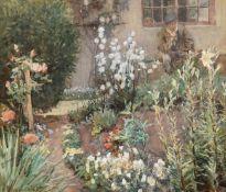 Dame Laura Knight RA, RWS, RE, RWA, PSWA, DBE (1877-1970) ''Contemplation'' Signed, watercolour,
