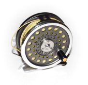 A Hardy Marquis #4 LWT Trout Fly Reel in box