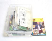 Various Football And Other Programmes including mainly 1960's and later Manchester United;